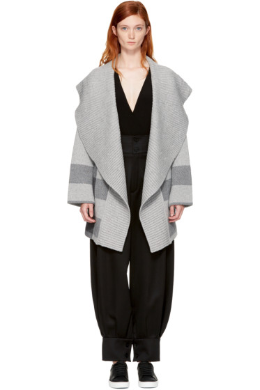 Burberry - Grey Gorlan Coat