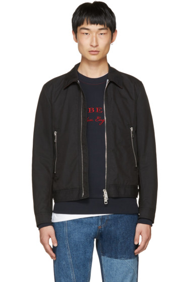 Burberry - Black Maddison Jacket