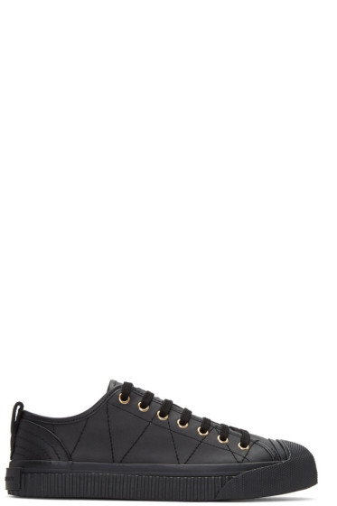 Burberry - Black Kilbourne Sneakers