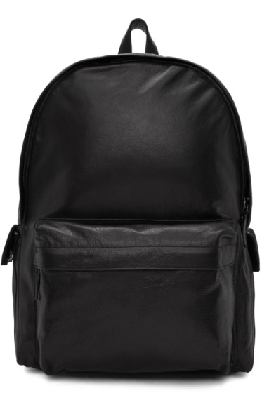 Ann Demeulemeester - Black Wodan Backpack