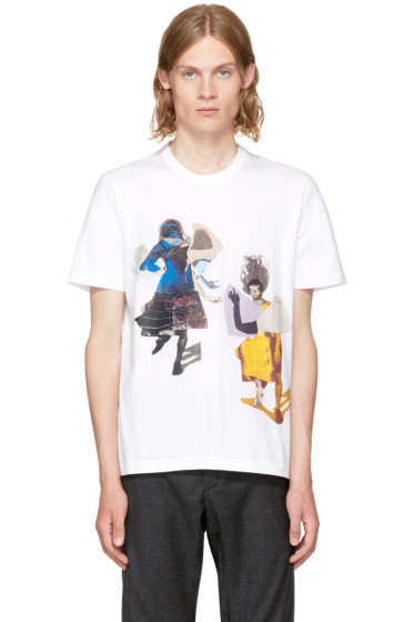Marni - White Sally Smart Edition T-Shirt