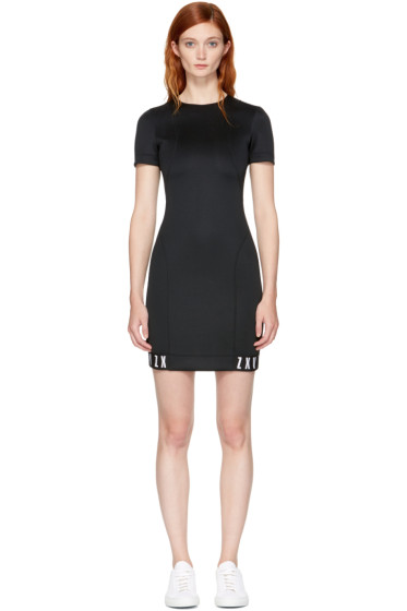 Versus - Black Zayn Edition Scuba Dress