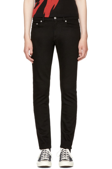 Versus - Black Skinny Jeans