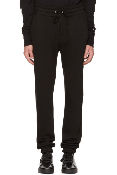 Versus - Black Zayn Edition Lounge Pants