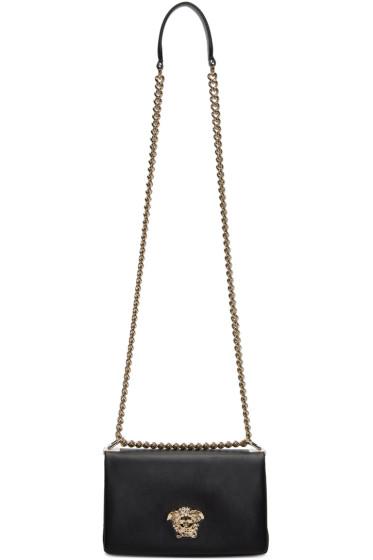 Versace - Black Small Palazzo Sultan Bag