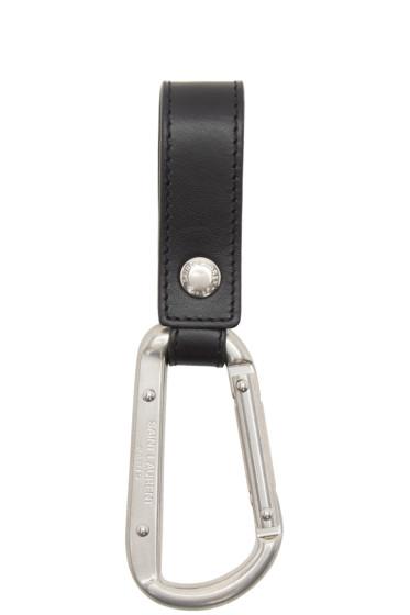 Saint Laurent - Silver Clip Keychain