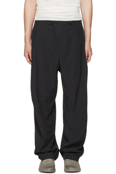 Julius - Grey Baggy Trousers