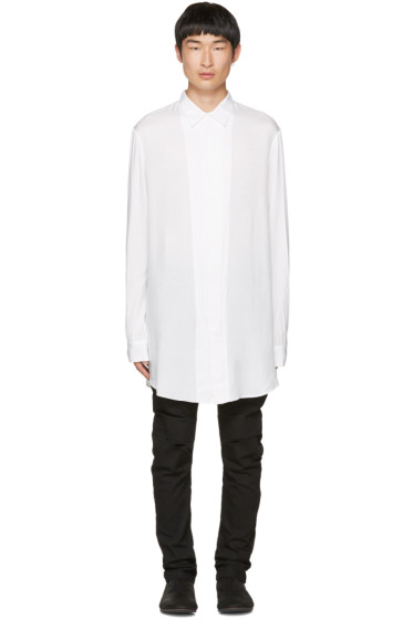 Julius - Off-White Classic Shirt