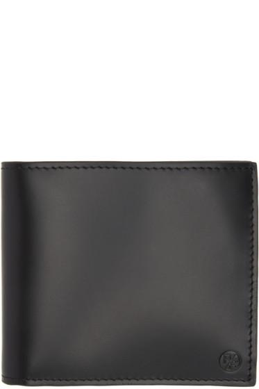 PS by Paul Smith - Black Stripe Billfold Wallet