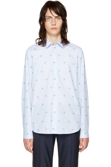 PS by Paul Smith - Blue Mini Astronaut Shirt