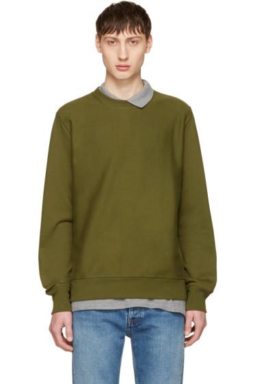 PS by Paul Smith - Green No Zebra Sweatshirt