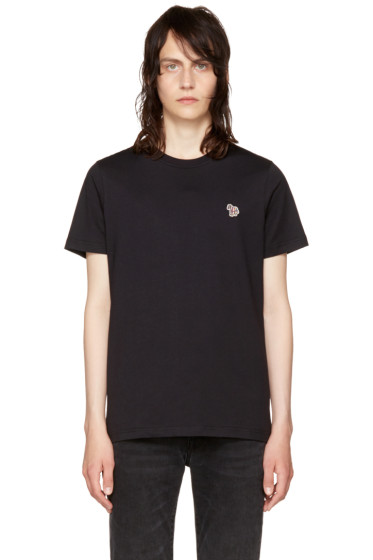 PS by Paul Smith - Black Zebra T-Shirt