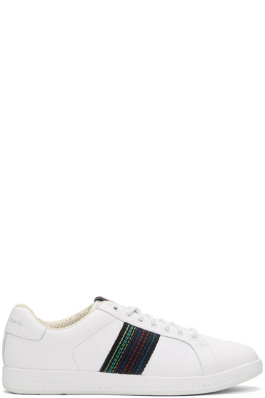 PS by Paul Smith - White Lapin Sneakers