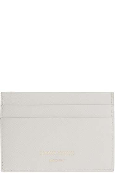 Woman by Common Projects - Off-White Multi Card Holder