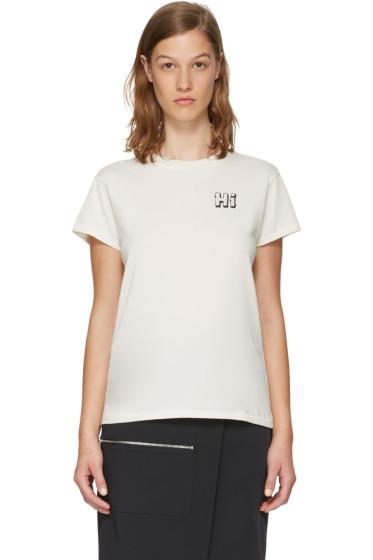 6397 - Off-White 'Hi' Boy T-Shirt