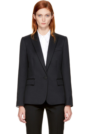 Stella McCartney - Black Ingrid Blazer