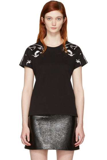 Valentino - Black Panther T-Shirt