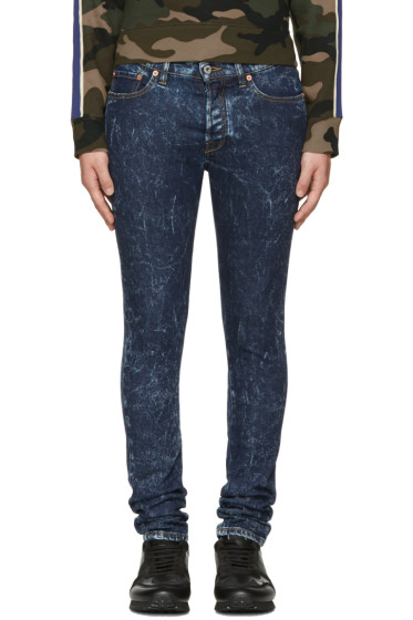 Valentino - Blue Skinny 004 Jeans