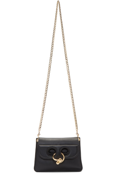 J.W. Anderson - Black Mini Pierce Bag