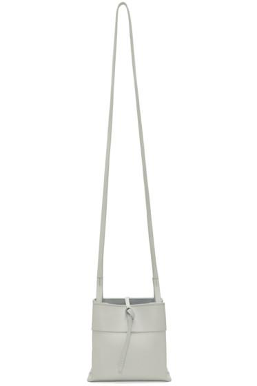 Kara - Blue Nano Tie Bag