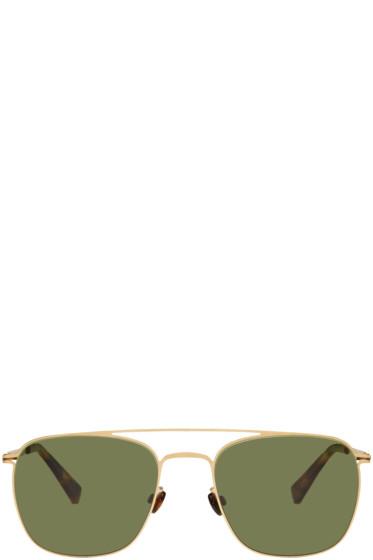 Mykita - Gold Torge Lite Sunglasses