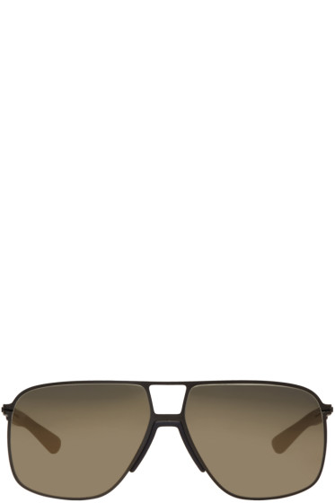 Mykita - Black Oak Sunglasses