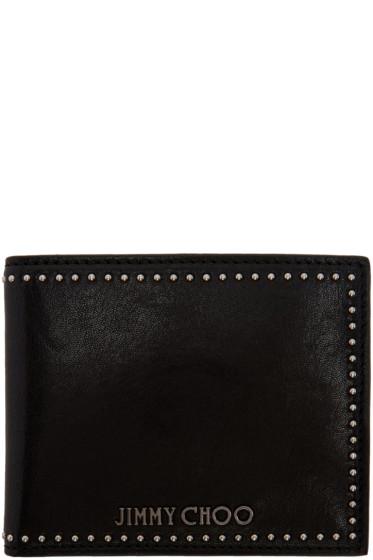 Jimmy Choo - Black Mark Wallet