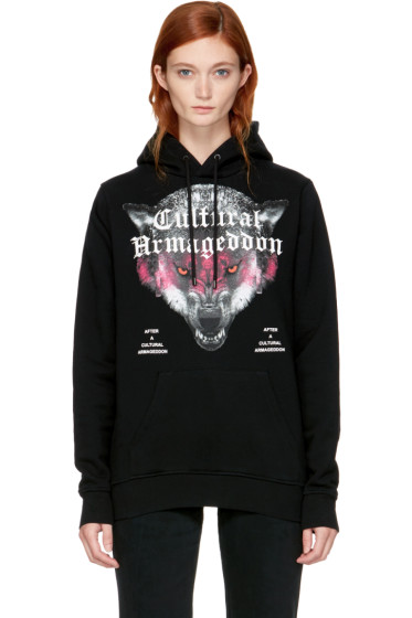 Marcelo Burlon County of Milan - Black Huapi Hoodie