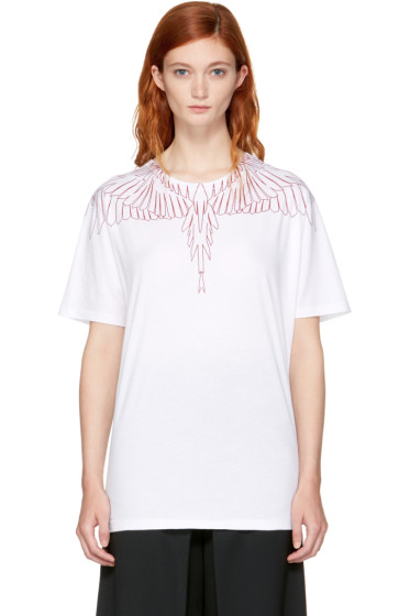 Marcelo Burlon County of Milan - White Mawida T-Shirt