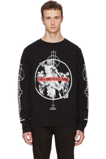 Marcelo Burlon County of Milan - Black Fainu Sweatshirt