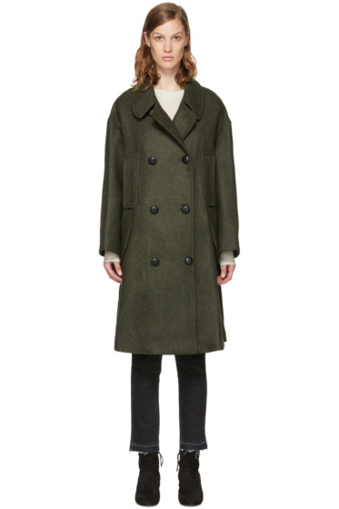 Isabel Marant Etoile - Brown Flicka Coat
