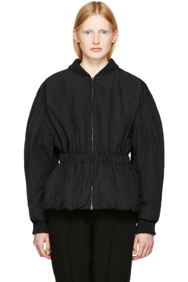 Isabel Marant - Black Dex Bomber Jacket