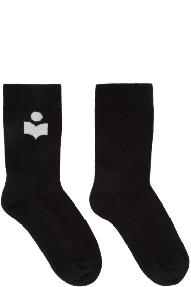 Isabel Marant - Black Visby Socks
