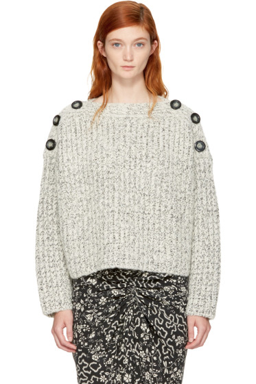 Isabel Marant - Ecru Free Sweater