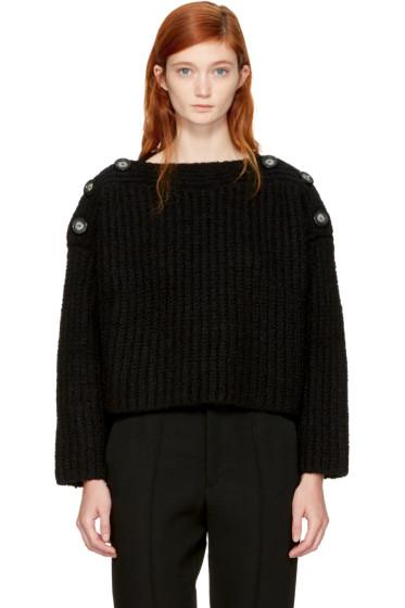 Isabel Marant - Black Free Sweater