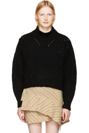 Isabel Marant - Black Farren Turtleneck