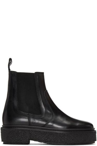 Isabel Marant - ブラック セルトン ブーツ