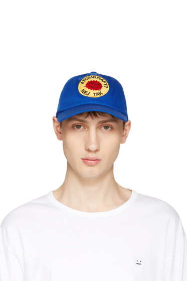 Etudes - Blue Smiling Sun Still Cap