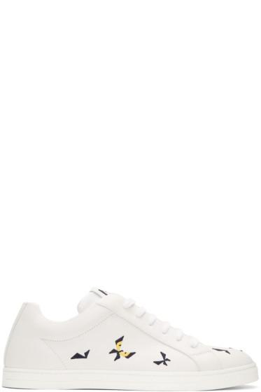 Fendi - Off-White Butterfleyes Sneakers