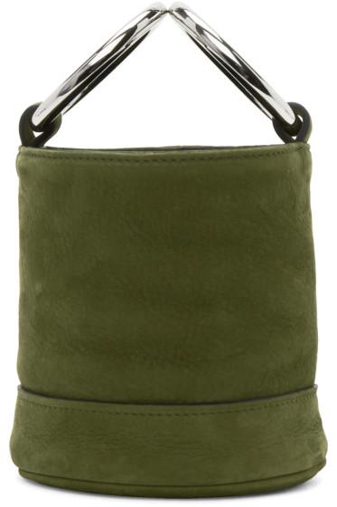 Simon Miller - Green Bonsai Bucket Bag