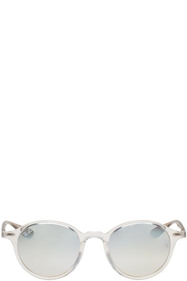 Ray-Ban - Transparent Liteforce Sunglasses