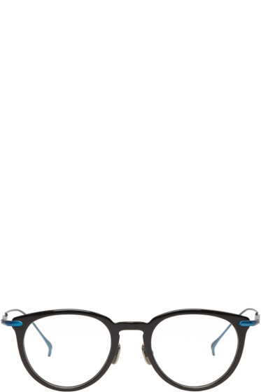Issey Miyake Men - Black Boston 2 Glasses