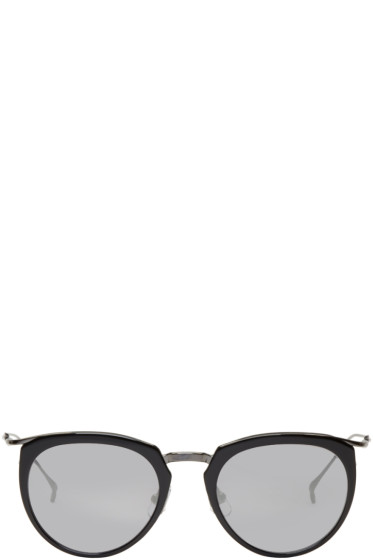 Issey Miyake Men - Black Boston 1 Sunglasses