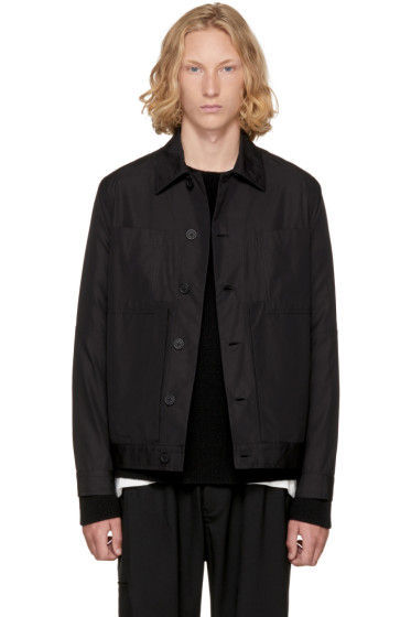 Craig Green - Black Workwear Jacket