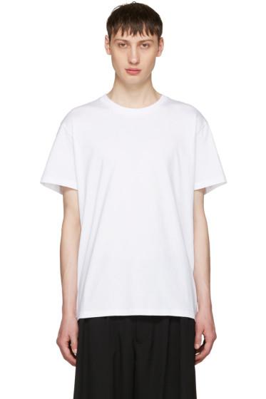 Craig Green - White Straps T-Shirt