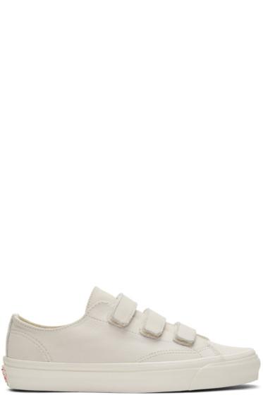 Vans - Off-White OG Style 23 V LX Sneakers