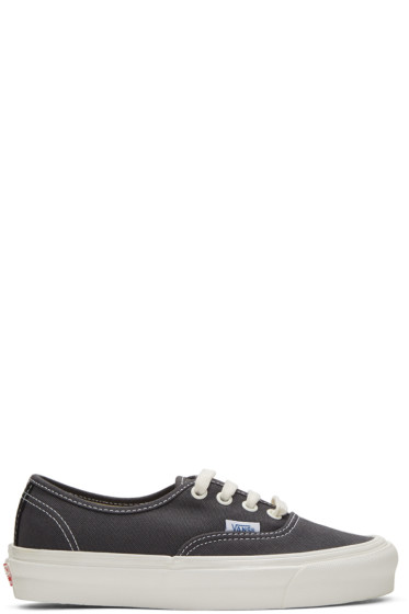 Vans - Grey Authentic LX Sneakers