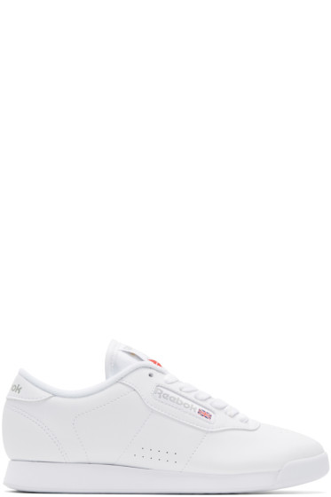 Reebok Classics - White Princess Sneakers