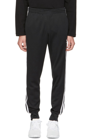 adidas Originals - Black Superstar Track Pants