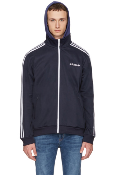 adidas Originals - Navy Beckenbauer Track Jacket